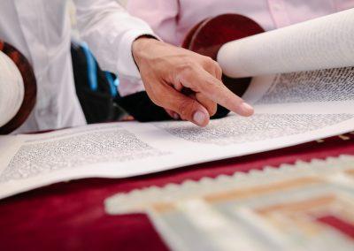 Hochzeitsmoderation für jüdische Hochzeiten